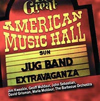 Jug Band Extravaganza @ The Great American Music Hall